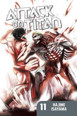 Attack on Titan 11