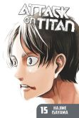 Book Cover Image. Title: Attack on Titan 15, Author: Hajime Isayama