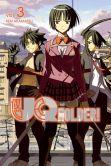 Book Cover Image. Title: UQ Holder 3, Author: Ken Akamatsu