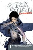 Book Cover Image. Title: Attack on Titan:  No Regrets 1, Author: Hajime Isayama