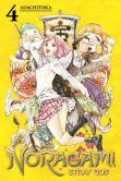 Book Cover Image. Title: Noragami 4, Author: Adachitoka