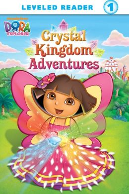 Crystal Kingdom Adventures (Dora the Explorer)