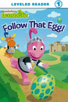 Follow That Egg! (The Backyardigans)