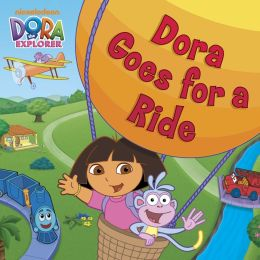 Dora Goes for a Ride (Dora the Explorer) (PagePerfect NOOK Book)
