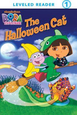 The Halloween Cat (Dora the Explorer) (PagePerfect NOOK Book)