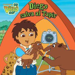 Diego salva al Tapir (Go, Diego, Go!) (PagePerfect NOOK Book)