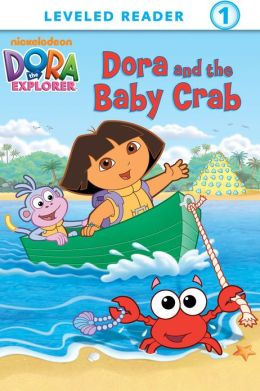 Dora and the Baby Crab (Dora the Explorer) (PagePerfect NOOK Book)
