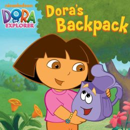 Dora's Backpack (Dora the Explorer) (PagePerfect NOOK Book)