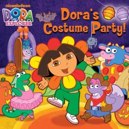 Dora's Costume Party! (Dora the Explorer) (PagePerfect NOOK Book)
