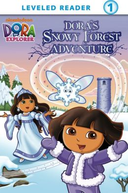 Dora's Snowy Forest Adventure (Dora the Explorer) (PagePerfect NOOK Book)