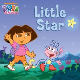Little Star (Dora the Explorer) (PagePerfect NOOK Book)
