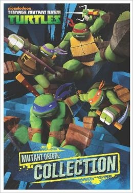 Mutant Origins: Collection (Teenage Mutant Ninja Turtles) (PagePerfect NOOK Book)