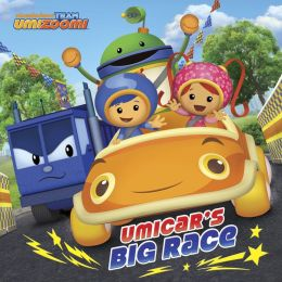 Umicar's Big Race (Team Umizoomi) (PagePerfect NOOK Book)