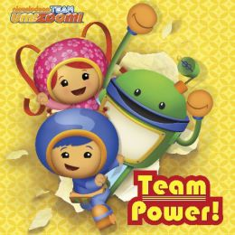 Team Power! (Team Umizoomi) (PagePerfect NOOK Book)