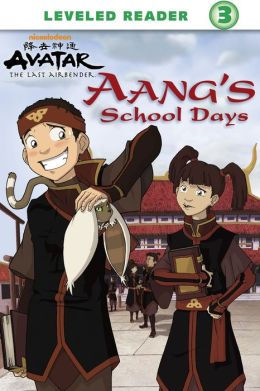 Aang's School Days (Avatar: The Last Airbender) (PagePerfect NOOK Book)