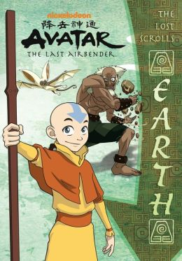 The Lost Scrolls: Earth (Avatar: The Last Airbender) (PagePerfect NOOK Book)