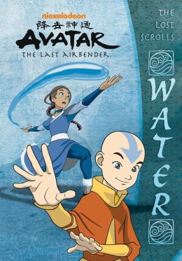 The Lost Scrolls: Water (Avatar: The Last Airbender) (PagePerfect NOOK Book)