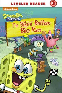 Bikini Bottom Bike Race (SpongeBob SquarePants) (PagePerfect NOOK Book)