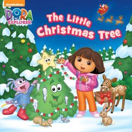 The Little Christmas Tree (Dora the Explorer) (PagePerfect NOOK Book)