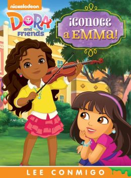¡Conoce a Emma! Lee Conmigo Libro de Cuentos (Dora and Friends)