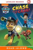 Book Cover Image. Title: Chase is on the Case (PAW Patrol), Author: Nickelodeon Publishing