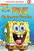 Book Cover Image. Title: Five Undersea Stories:  Leveled Reader (PagePerfect NOOK Book), Author: Nickelodeon Publishing