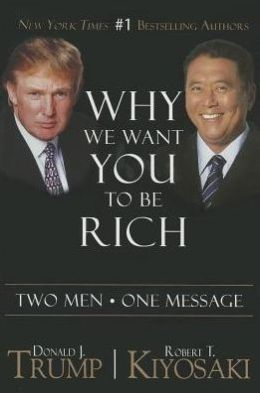 Why We Want You To Be Rich: Two Men