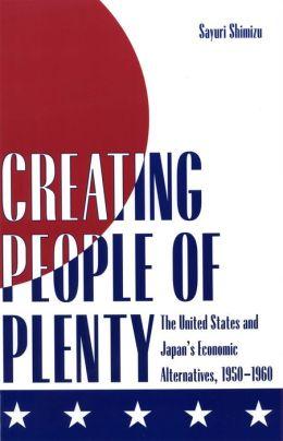 Creating People of Plenty