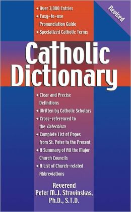 Catholic Dictionary, Revised