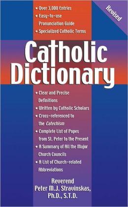Catholic Dictionary, Revised