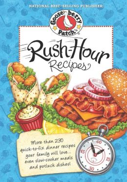 Rush Hour Recipes Cookbook