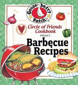 Circle of Friends Cookbook: 25 Barbecue