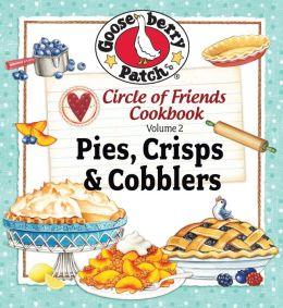 Circle of Friends: 25 Pie Crisp & Cobbler