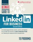Book Cover Image. Title: Ultimate Guide to LinkedIn for Business, Author: Ted Prodromou