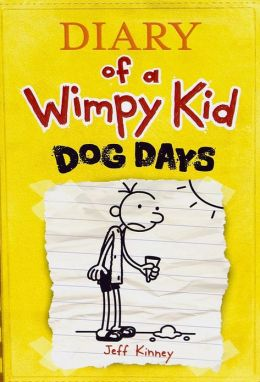 Dog Days (Diary of a Wimpy Kid Series #4) (PagePerfect NOOK Book)