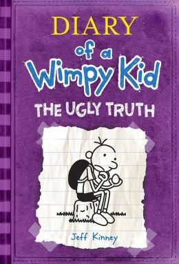 The Ugly Truth (Diary of a Wimpy Kid Series #5) (PagePerfect NOOK Book)