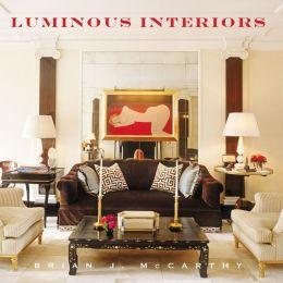 Luminous Interiors (PagePerfect NOOK Book)