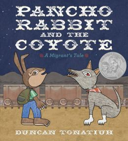 Pancho Rabbit and the Coyote: A Migrant's Tale (PagePerfect NOOK Book)