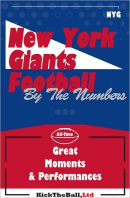 New York Giants Football: By The Numbers