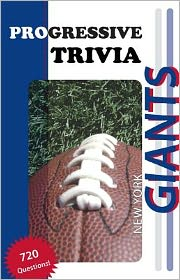 New York Giants Football: Progressive Trivia