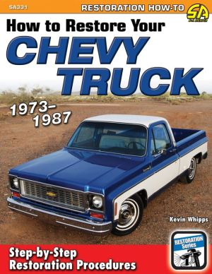 Chevy/GMC Truck Restoration: 1973-1987