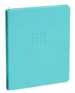 2015 Large Academic Blue Cartier Planner