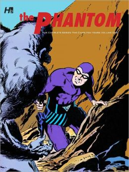The Phantom the Complete Series: The Charlton Years, Volume One