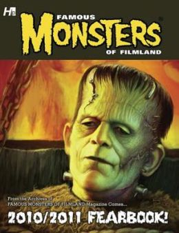 Famous Monsters of Filmland Fearbook #1