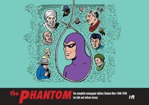 The Phantom: The Complete Newspaper Dailies, Volume 9