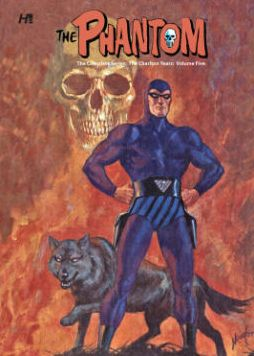 The Phantom The Complete Series: The Charlton Years, Volume Five