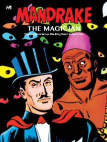 Mandrake the Magician the Complete King Years: Volume Two