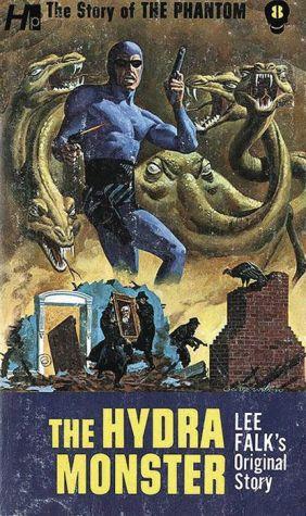 The Phantom: The Complete Avon Novels, Volume #8: The Hydra Monster