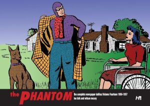 Book PHANTOM the Complete Newspaper Dailies by Lee Falk and Wilson McCoy, Volume Fourteen: 1956-1957