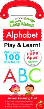 Let's Leap Ahead: Alphabet Play & Learn!